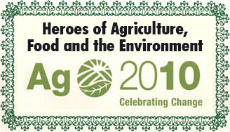 Heroes of Agriculture, Food and Environment Awards